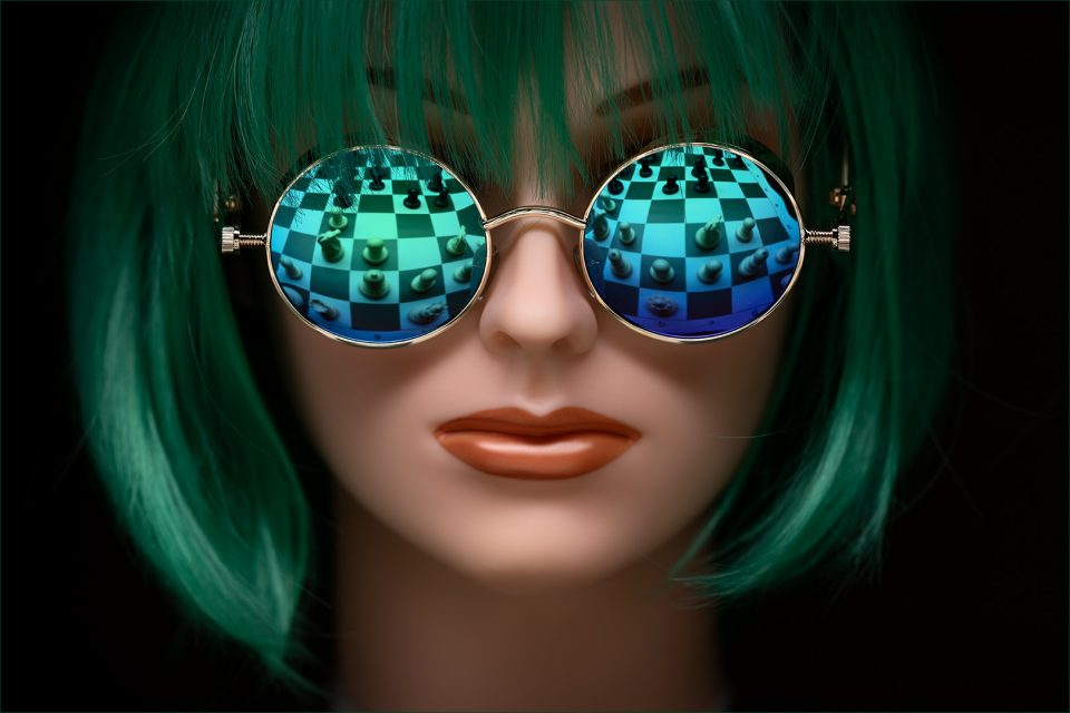 Project: Sunglasses 1st Place by James Woodward